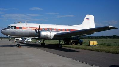 RA-01301 - Ilyushin IL-14M - Private