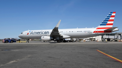 N995AN - Airbus A321-231 - American Airlines