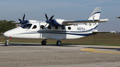 N357CA - Tecnam P2012 Traveller - Cape Air