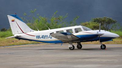 HK-4911-G - Piper PA-34-200T Seneca II - Private
