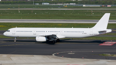 LY-NVQ - Airbus A321-231 - Avion Express