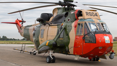 RS04 - Westland Sea King Mk.48 - Belgium - Air Force