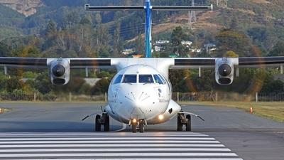 ZK-MCU - ATR 72-212A(500) - Air New Zealand Link (Mount Cook Airline)