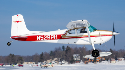 A picture of N529PH - Cessna 180 - [31324] - © Stephen J Stein