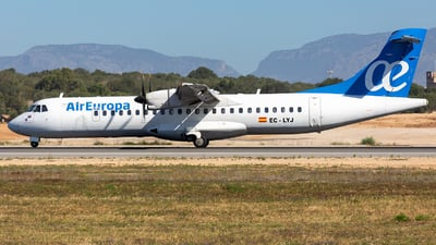 EC-LYJ - ATR 72-212A(500) - Air Europa (Swiftair)