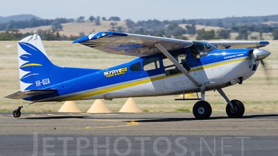 VH-OZA - Cessna A185F Skywagon - Skydive The Beach and Beyond Sydney