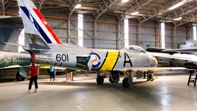 601 - Canadair CL-13B-6 Sabre - South Africa - Air Force
