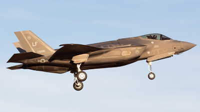 14-5090 - Lockheed Martin F-35A Lightning II - United States - US Air Force (USAF)