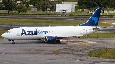 A picture of PRAJY - Boeing 73748E(SF) - Azul Linhas Aereas - © Isaque Santos