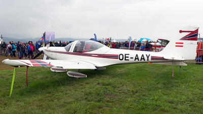 OE-AAY - Grob G115D - Private