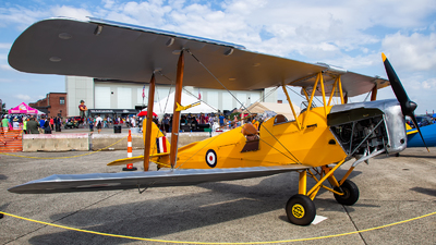 N522R - De Havilland DH-82A Tiger Moth II - Private