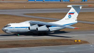 RA-76719 - Ilyushin IL-76MD - Russia - Air Force