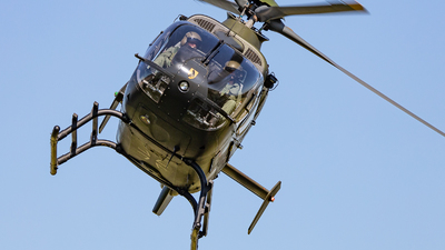 82-53 - Eurocopter EC 135T1 - Germany - Army
