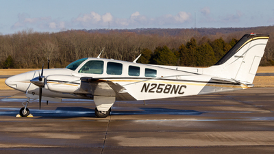 N258NC - Beechcraft 58 Baron - Private