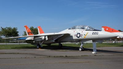 161623 - Grumman NF-14D Tomcat - United States - US Navy (USN)