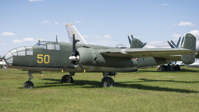 50 - North American B-25 Mitchell - Soviet Union - Air Force