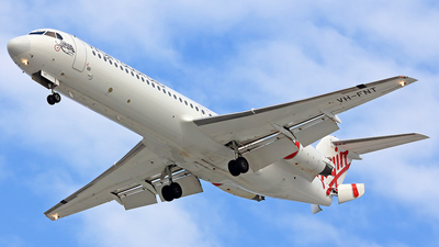 VH-FNT - Fokker 100 - Virgin Australia Regional Airlines