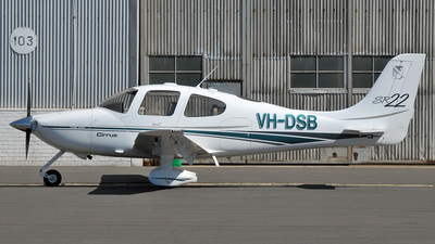 VH-DSB - Cirrus SR22 - Private