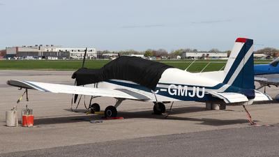 C-GMJU - Grumman American AA-5 Traveler - Private