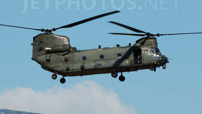 ZA718 - Boeing Chinook HC.2 - United Kingdom - Royal Air Force (RAF)
