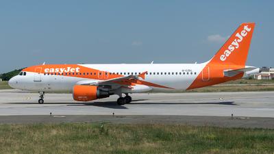 G-EZUL - Airbus A320-214 - easyJet