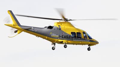 I-EASJ - Agusta-Westland AW-109SP GrandNew - Sloane Helicopters