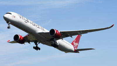 A picture of GVLUX - Airbus A3501041 - Virgin Atlantic - © ORTIASpotter