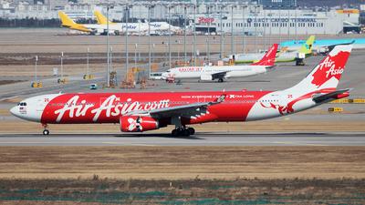 9M-XXI - Airbus A330-343 - AirAsia X