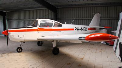 PH-MBK - Fuji FA-200-160 Aero Subaru - Private