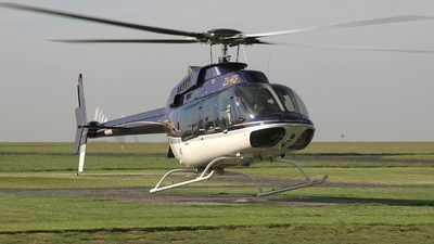ZS-HCF - Bell 407 - Private