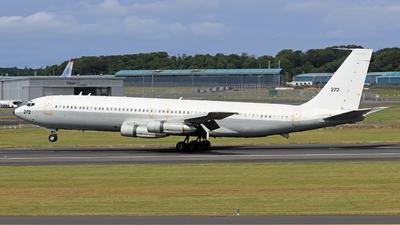 272 - Boeing 707-3J6C Re'em - Israel - Air Force