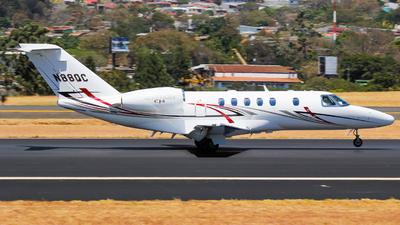 A picture of N88QC - Cessna 525C CitationJet CJ4 - [525C0004] - © Spottergirl_777