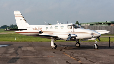 N341HC - Cessna 340A - Private