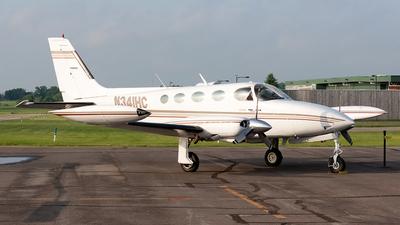 A picture of N341HC - Cessna 340A - [340A0798] - © Jeremy D. Dando