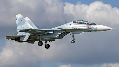 RF-81872 - Sukhoi Su-30SM - Russia - Air Force