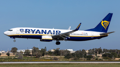9H-QBQ - Boeing 737-8AS - Ryanair (Malta Air)