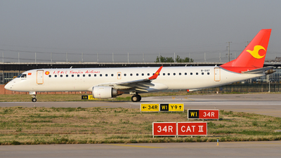 B-3117 - Embraer 190-200LR - Tianjin Airlines