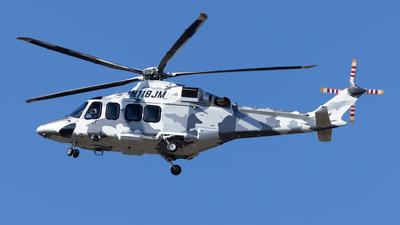 N118JM - Agusta-Westland AW-139 - Private