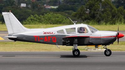 TI-AFQ - Piper PA-28-180 Cherokee G - Academia de Enseñanza Aeronáutica (AENSA)