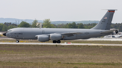63-8040 - Boeing KC-135R Stratotanker - United States - US Air Force (USAF)