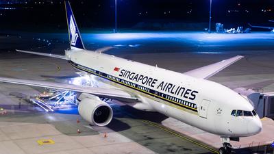 A picture of 9VSVN - Boeing 777212(ER) - [30873] - © Daniel Kotronis