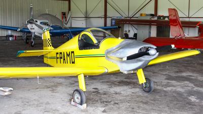 F-PAMD - Brügger MB-2 Colibri - Private