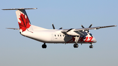 C-FADF - Bombardier Dash 8-311 - Air Canada Jazz