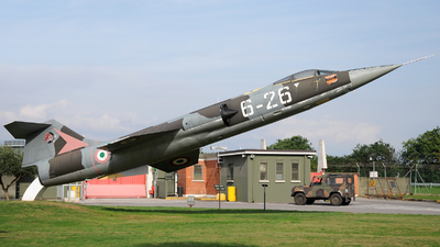 MM6601 - Lockheed F-104G Starfighter - Italy - Air Force