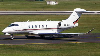 CS-CHH - Bombardier BD-100-1A10 Challenger 350 - NetJets Europe