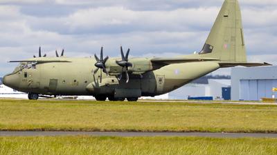 ZH889 - Lockheed Martin Hercules C.5 - United Kingdom - Royal Air Force (RAF)