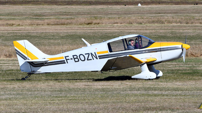 F-BOZN - Jodel DR250/160 Capitaine - Private