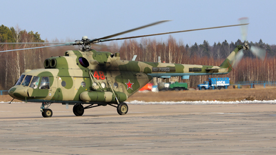RF-95579 - Mil Mi-8AMTSh Hip - Russia - Air Force