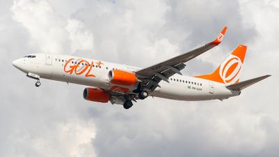 PR-GXP - Boeing 737-8EH - GOL Linhas Aéreas