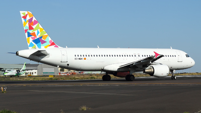 A picture of ECMQH - Airbus A320214 - [1296] - © Toño Ayala